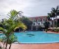 ハノイ近郊のキンボイ(Kim Boi)にある温泉付きリゾートV Resortに行ってきました