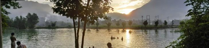ハノイから3時間半で行ける少数民族ターイ族の住む秘境「マイチャウ」に行ってきました