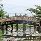 フエ郊外にある日本橋とも呼ばれているゴイ・タントアン橋に行ってみよう