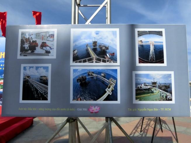 ベトナムの海洋石油開発