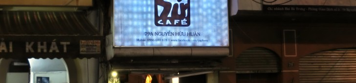 Cafe Sử (カフェスー)