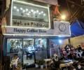 Happy Coffee Bean