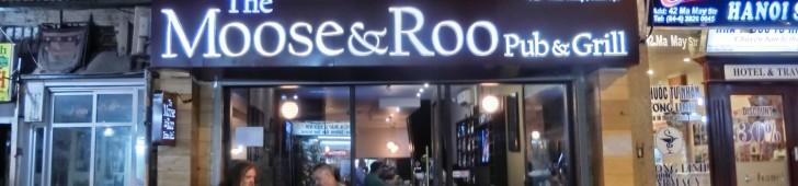 The Moose And Roo (ザ・ムース・アンド・ルー)