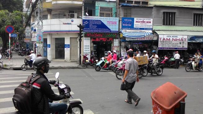 Nguyen Kim入り口