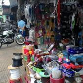 ホーチミンの秋葉原とも言える電気街グェンキム(Nguyen Kim)通りを散策する