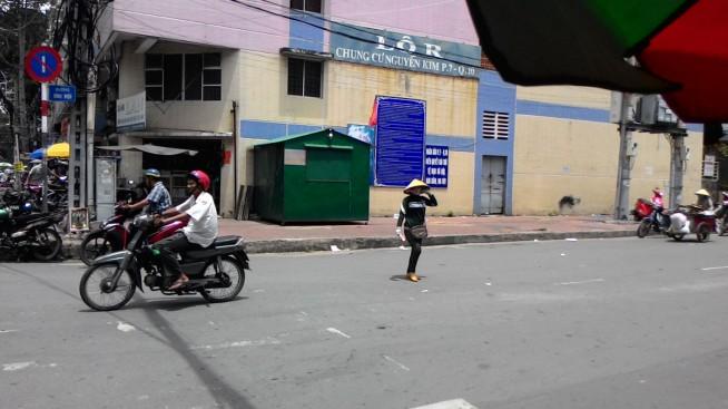 Vinh Vien入り口