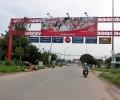 ホーチミンから80キロのカンボジアのカジノリゾートバベットまでツーリングしてきました