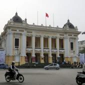 ハノイオペラハウス(Nhà Hát Lớn Hà Nội)