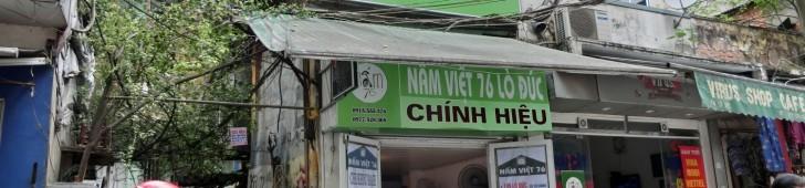 Nấm Việt (ナムビエット)
