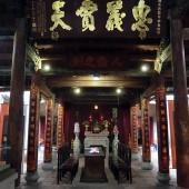 デンクァンデ(Đền Quan Đế)