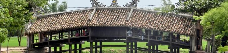 Cầu Ngói Thanh Toàn(ゴイタントアン橋)