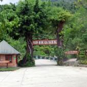 バクマー国立公園(Vườn Quốc Gia Bạch Mã)