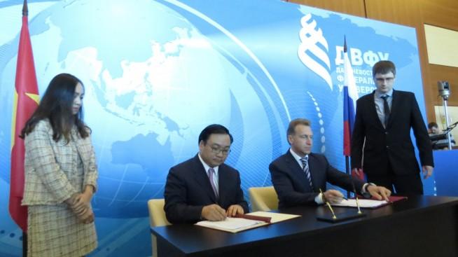 ベトナム・ロシア両副首相
