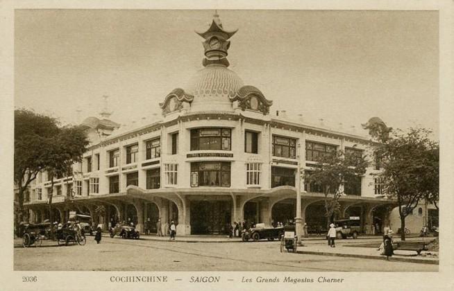 1880年当時の国営百貨店