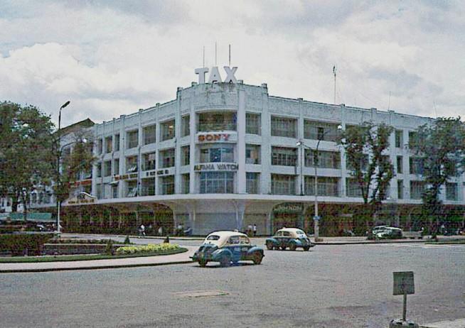 1960年台の国営百貨店