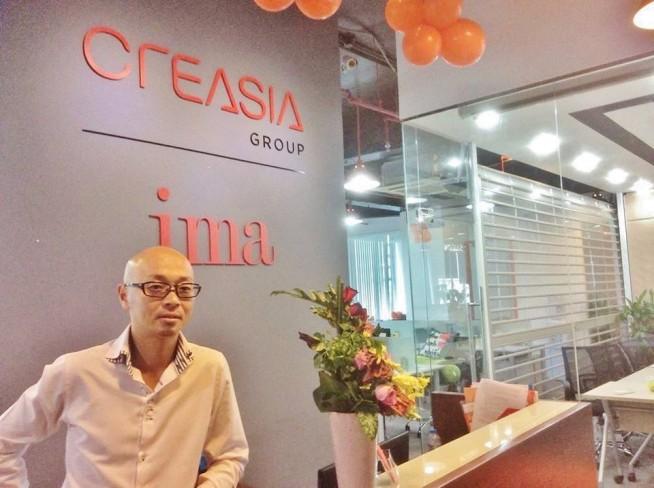 CREASIA Group藤吉社長