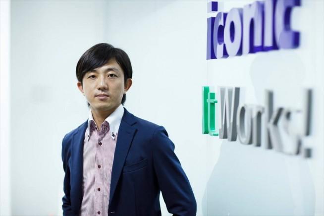 ICONIC Co., Ltd代表取締役 安倉宏明社長