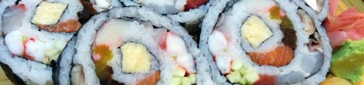 ハハ寿司(Ha ha sushi)