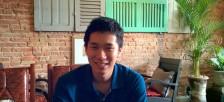 外国人初かもしれないベトナムの公務員となった薮下さんをインタビューしてきました
