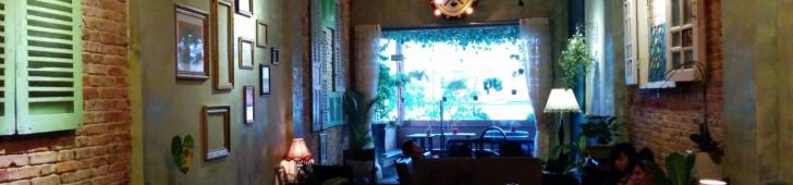 シェヴー コーヒーハウス(Chez Vous Coffee House)