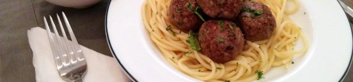 ザ・ミートボール・クッカリー(The meatball cookery)