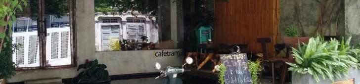 Cafe Trầm (カフェチャム)