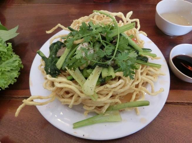 Co Ba Vung TauのMi Xao Gion