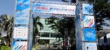 ホーチミンで開催されているベトナムモーターショー2014に行ってきました