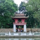 文廟(孔子廟)(Văn Miếu Quốc Tử Giám)