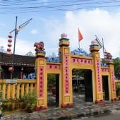 ミンフーン共同ハウス(Minh Hương  Communal House)