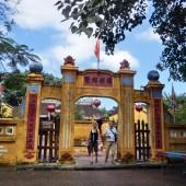 カムフォー寺(Đình Cẩm Phô)