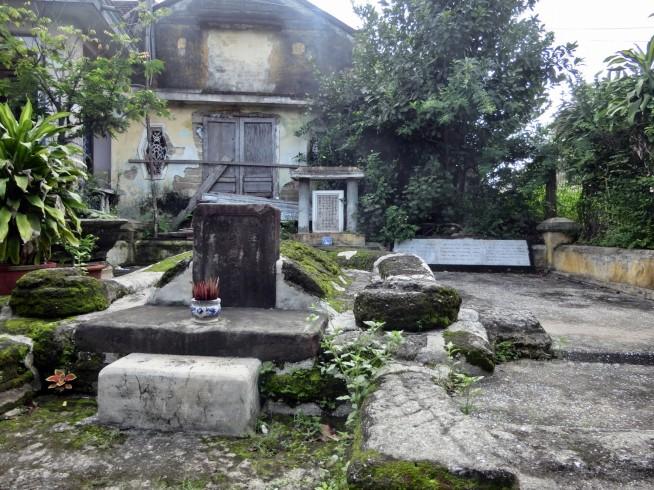 蕃二郎の墓