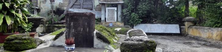 蕃二郎の墓(Mộ Ông Banjiro)