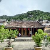 ハイタン寺(Chùa Hải Tạng)