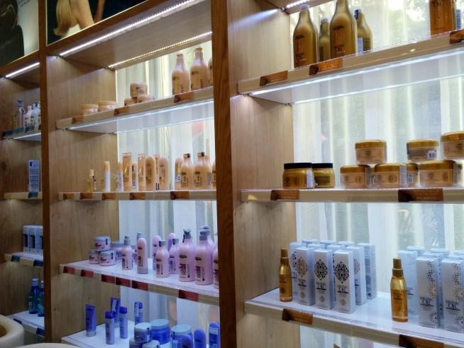 美容用品の販売
