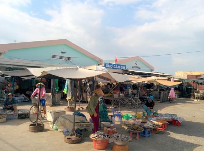 カンゾー市場