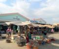 カンゾー市場 (Chợ Cần Giờ)