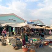 カンゾーョ市場(Chợ Cần Giờ)