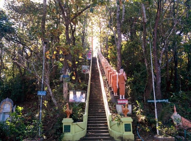 3段目の階段