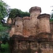 ポーナガール塔(Tháp bà Ponagar)