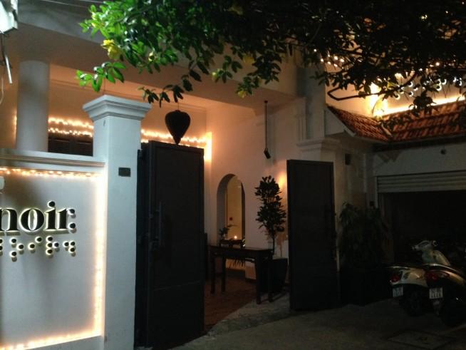 Noir -Dining in the Dark-