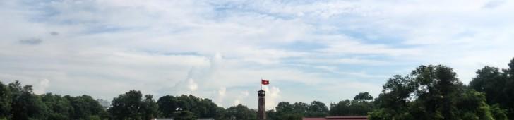タンロン遺跡(Hoàng thành Thăng Long)