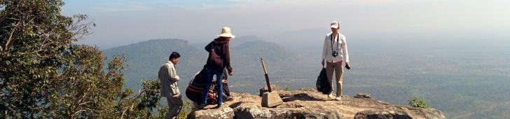 カンボジアツーリング第4回~コーケー遺跡、プレアヴィヒア遺跡、ポルポトの墓、北カンボジアを満喫~