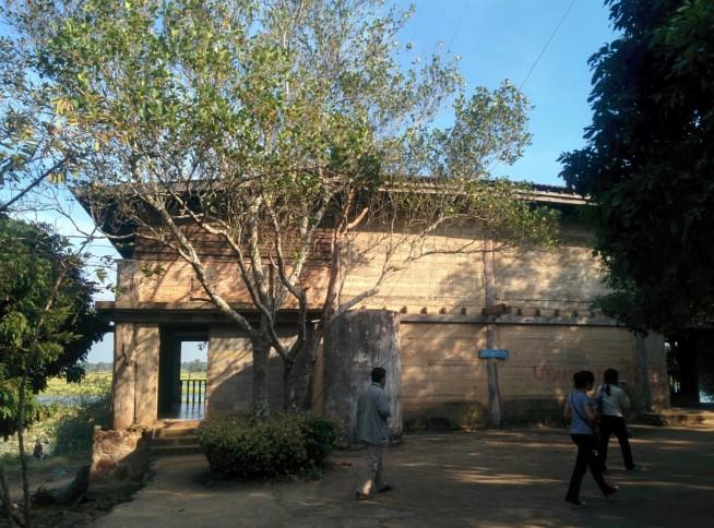 タモックの家
