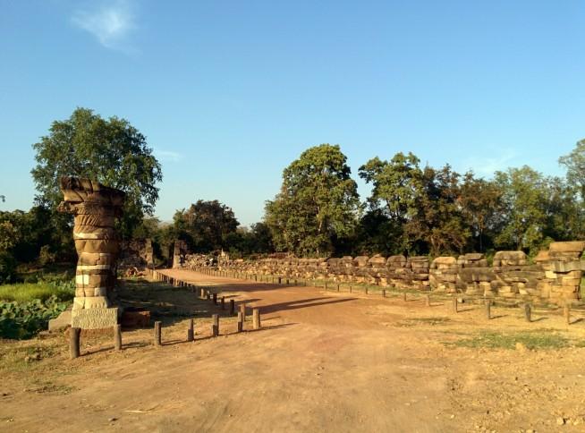 バンテアイチュマール(Banteay Chhmar)寺院
