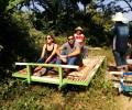カンボジアツーリング第8回~カンボジアのバッタンバンでバンブートレインに乗って山登り~
