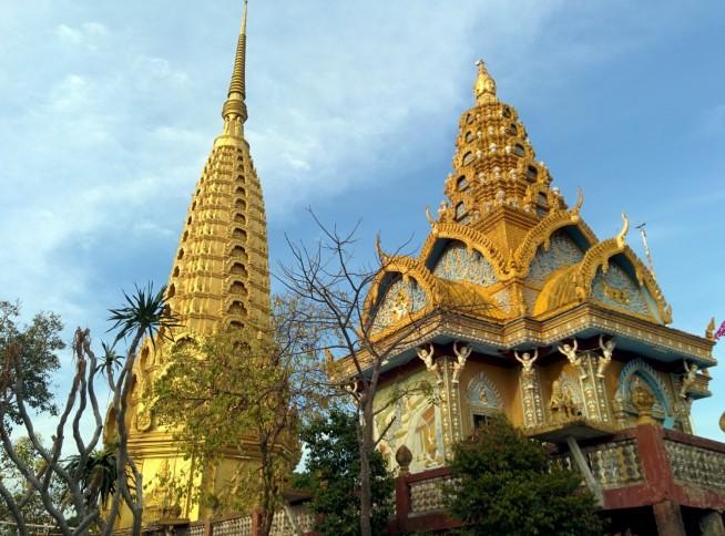頂上の寺院