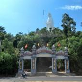 リンウン寺(Chùa Linh Ứng)