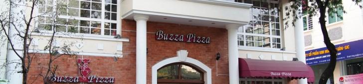 ブッザピッツァ(Buzza Pizza)