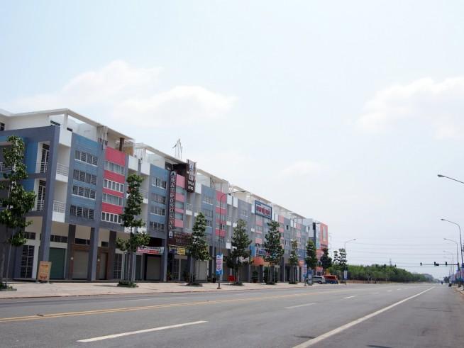 ベトナム系デベロッパーが開発した街並み